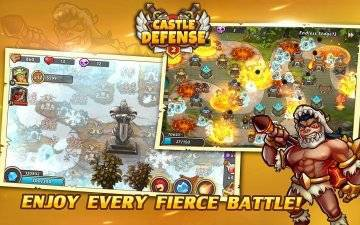 Castle Defense 2 взлом