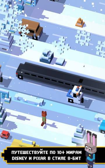 Disney Crossy Road взлом