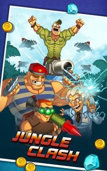 Jungle Clash скачать