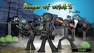 Anger of Stick 5 взлом