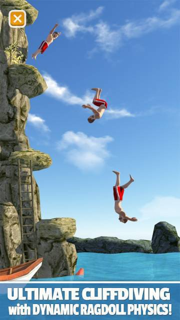 Flip Diving взлом