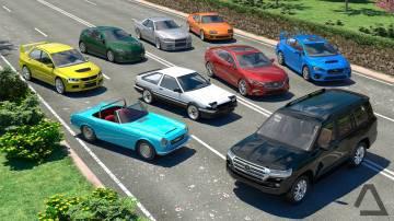 Зона Вождения: Япония скачать
