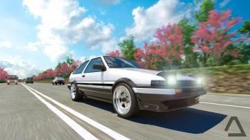 Зона Вождения: Япония много денег
