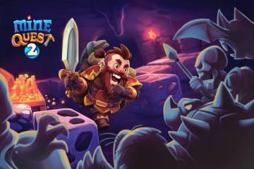 Mine Quest 2 взлом