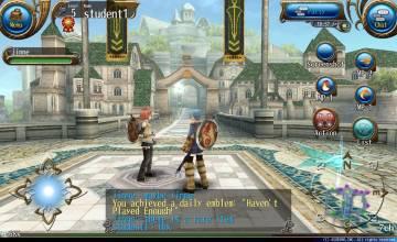 RPG Toram Online на андроид