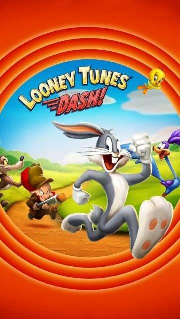 Looney Tunes Dash много денег