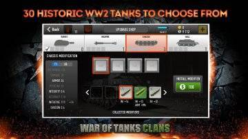 War of Tanks: Clans взлом