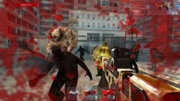 Zombie Objective скачать