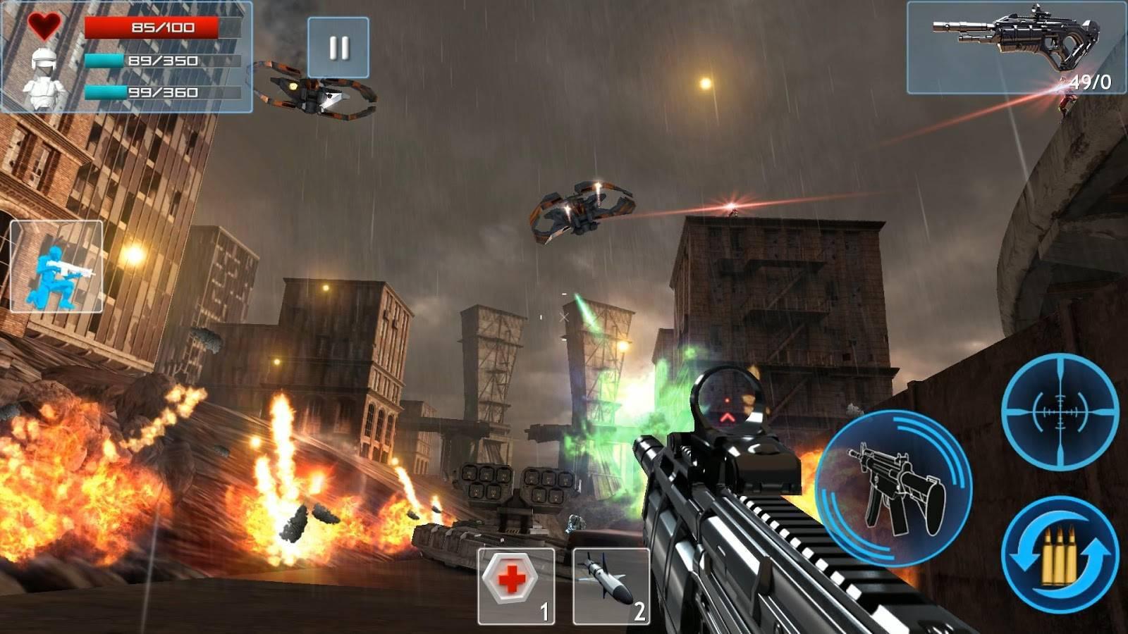 Скачать игру enemy strike мод
