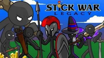 Stick War: Legacy взлом