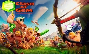 Clash of Gems скачать