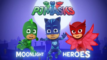 PJ Masks Moonlight Heroes скачать