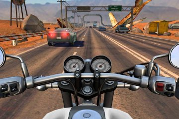 Moto Rider GO: Highway Traffic взлом