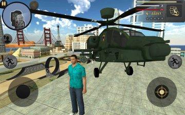 Vegas Crime Simulator на андроид