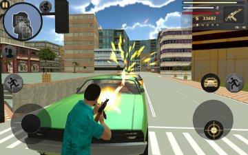 Vegas Crime Simulator много денег