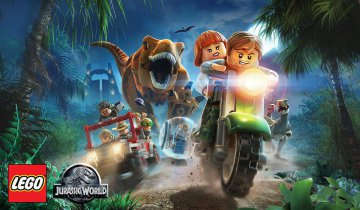 LEGO Jurassic World взлом