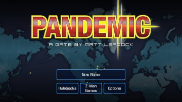 Pandemic The Board Game взлом